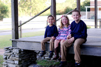 Crawley Cousins {fall mini 2013}